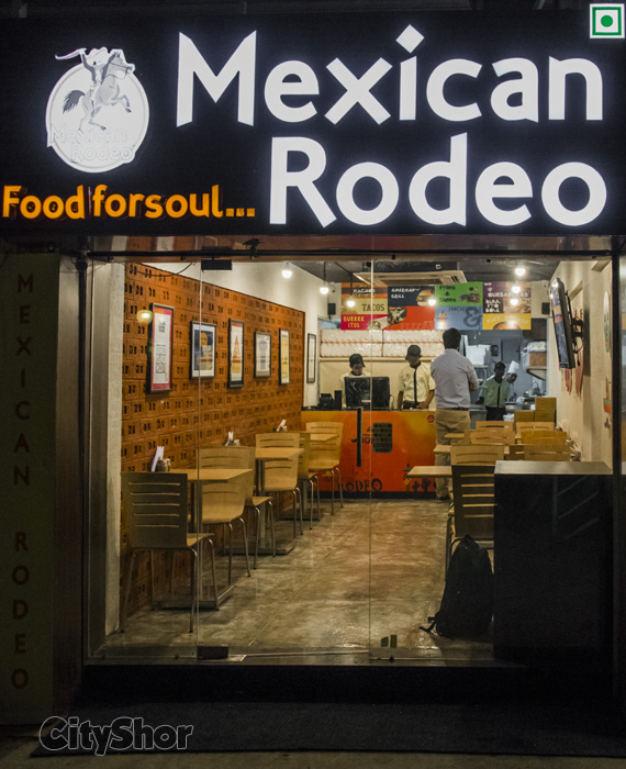 Mexican Rodeo Hits the Mark