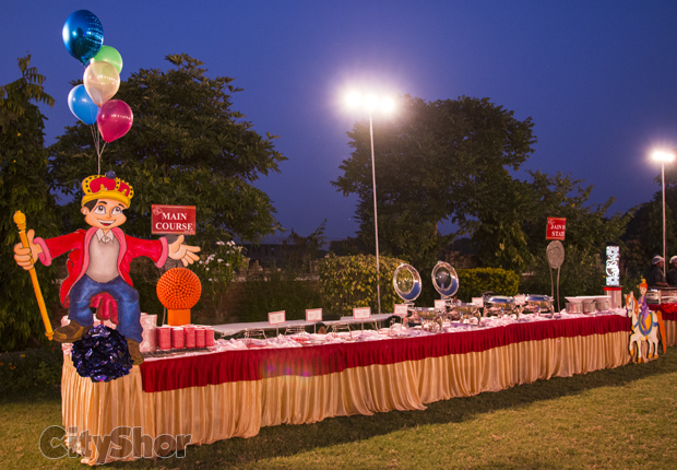 Silver Apple: Catering an Experience