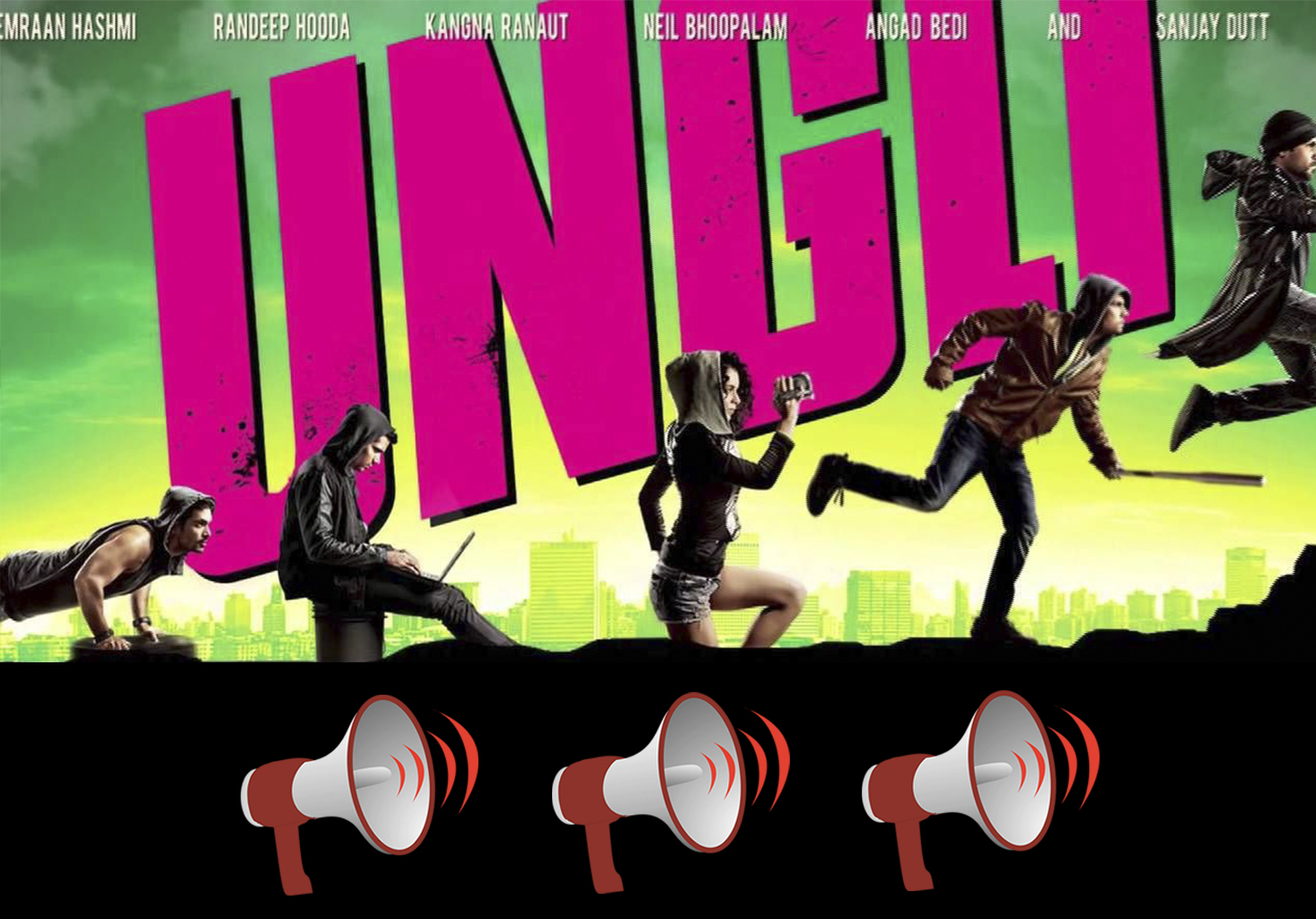 Ungli: Movie Review