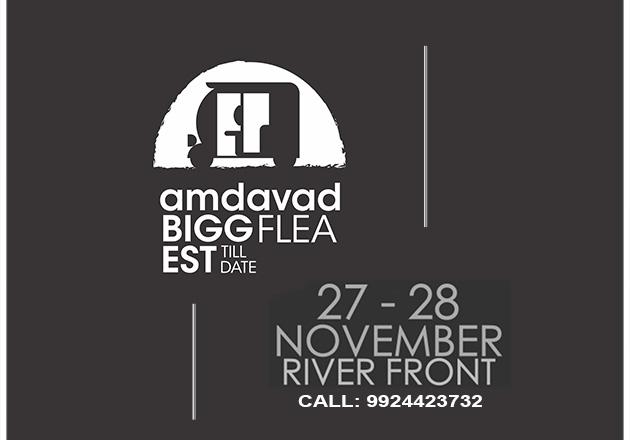 Participate in The AMDAVAD FLEA