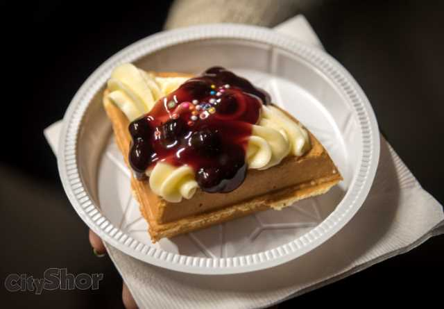 Henny's Gourmet Food Truck - The Waffle Wonder