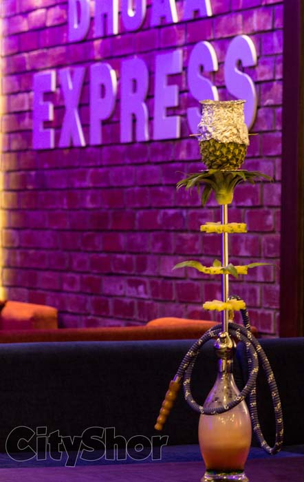 HAPPY HOURS at DHUAA EXPRESS