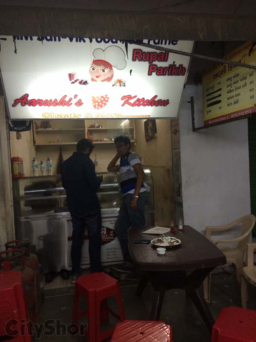 Sumptuous Parathas for Rs 30 at AARUSHI'S KITCHEN