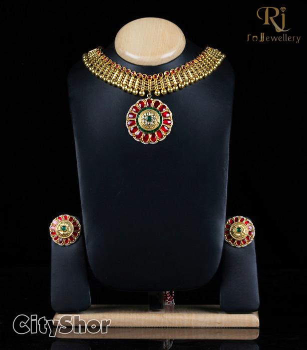 Exquisite Jewels by RAJ JEWELLERY