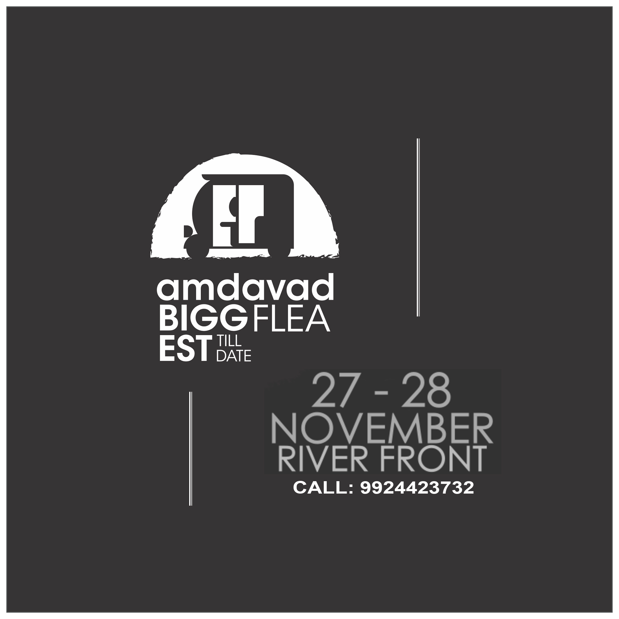 AMDAVAD FLEA brings forth the most Funky Labels!