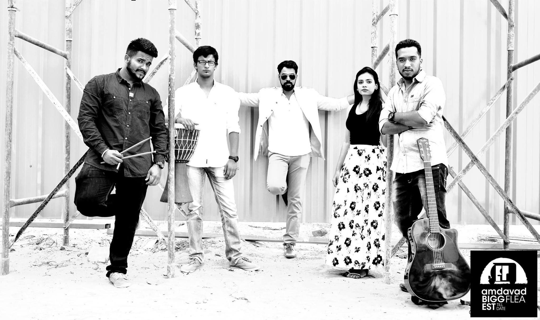'MOSHI' Naturals - Launching at AMDAVAD FLEA