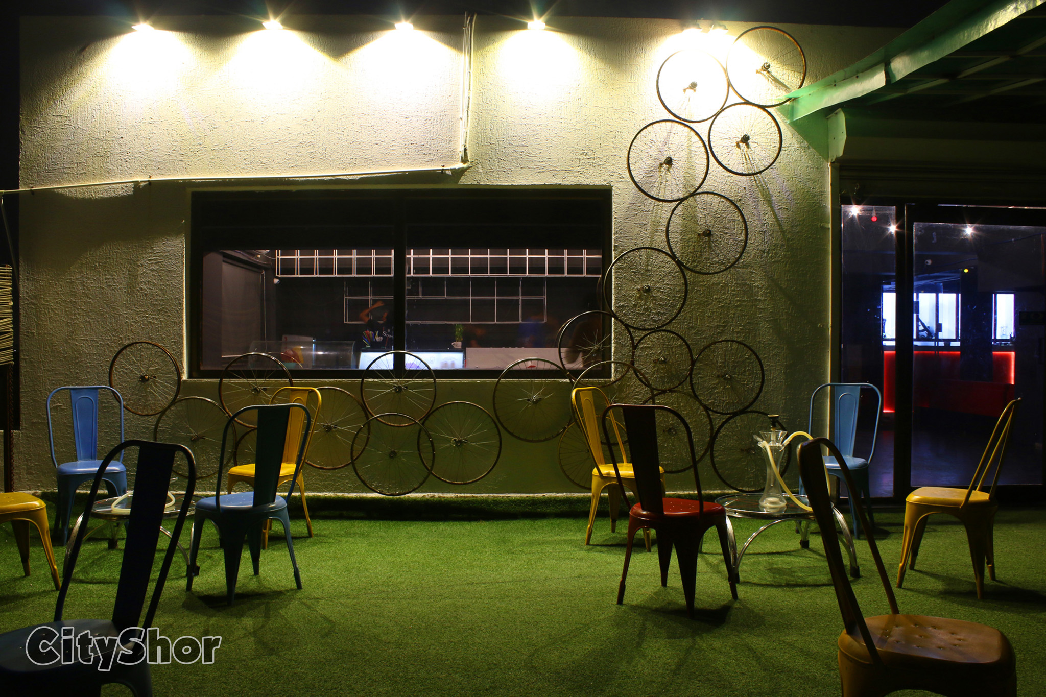 Chill & Simply be at SZISZAAS Cafe & Lounge