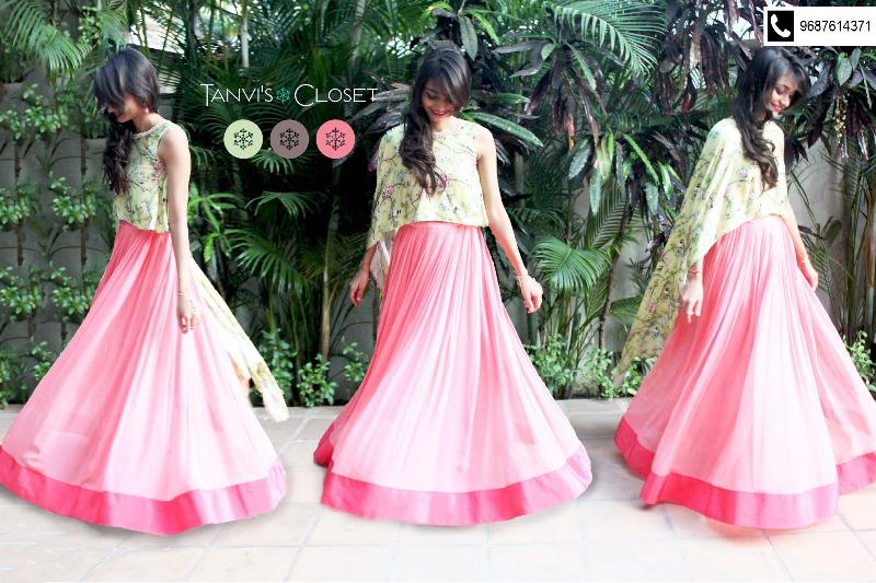 Tanvi's Closet: The Treasure of Alluring & Intricate Couture