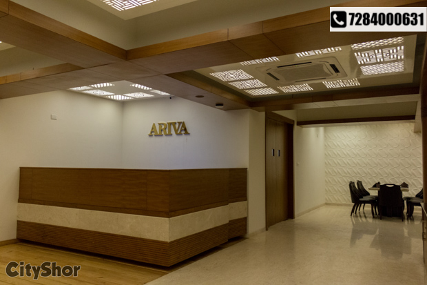 Find Tranquillity in the midst of the city at AARYA