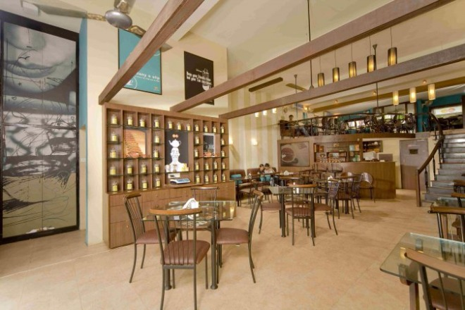 Check out our 5 most favourite TEA ROOMS in Bangalore