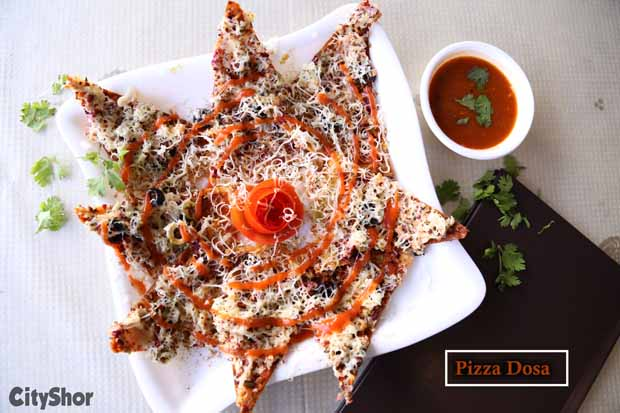 The Cheesiest Sandwich Pizza Dosas At Dosa Doze Go and try once, you will go again for sure. the cheesiest sandwich pizza dosas at