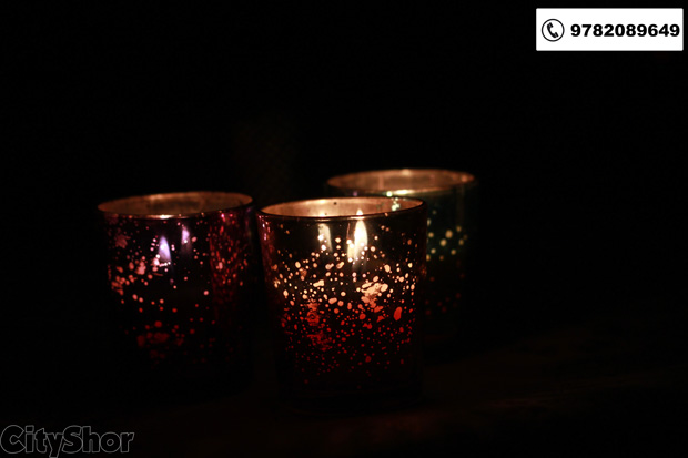 Naturally scented candles for every mood!