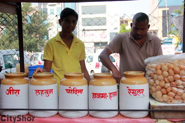 A Parade of Flavors- Street Food at Vaishali