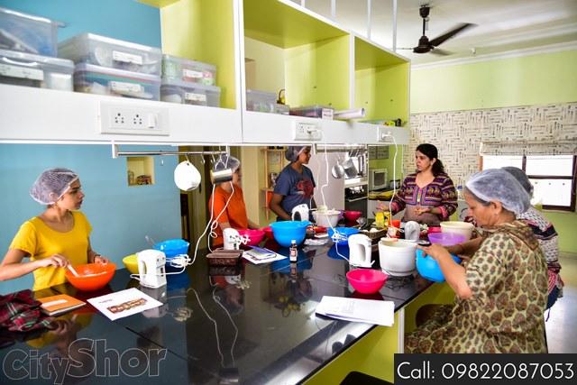 Workshops TailorMade For Festive Season: Ana's Baking Studio