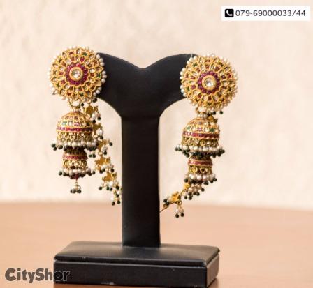 Looking for Opulent jadau jewellery? Choose ANAYATA!