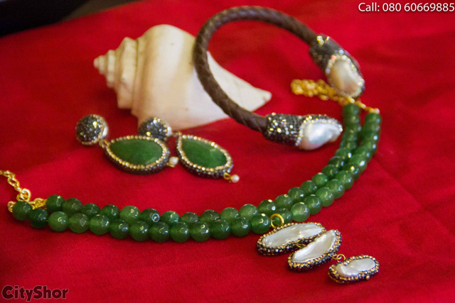 Gracious Gemstone Jewellery by StyleAura