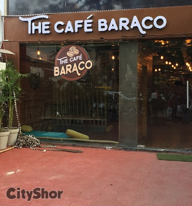 Gorge on fine delicacies @ the newly opened CAFE BARACO!
