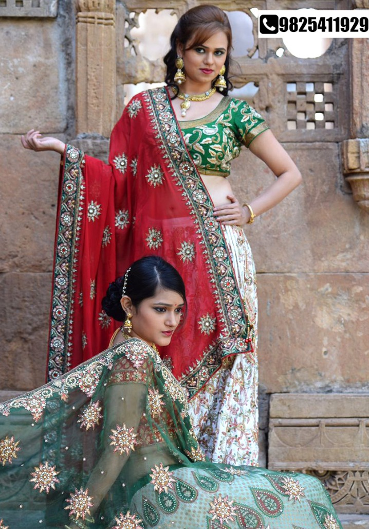 Adorn Yourselves with the Bridal Wear of Nanni's Couture