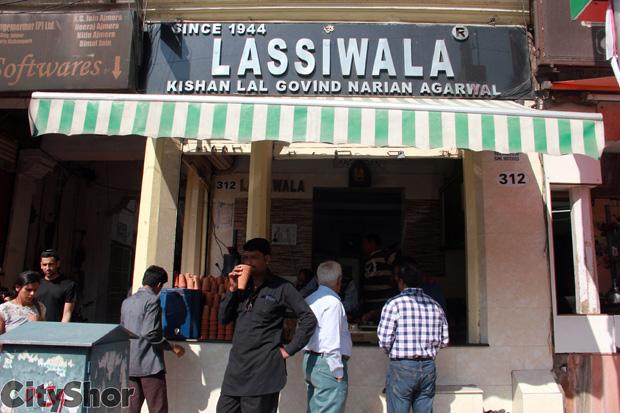 The uncontested lassiwala of Jaipur