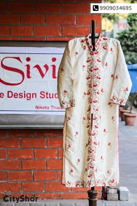 Amp Up Every Occasion With Sivi The Design Studio at anay