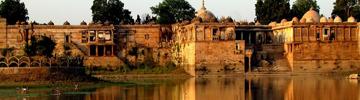 Sarkhej Roza: The Acropolis of Ahmedabad
