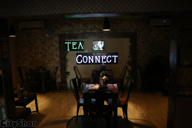 A Cup of Chocolate Loaded Tea Awaits You at Tea Connect!