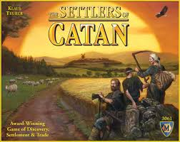 Meet and Play with Fellow Catan Lovers, tomorrow!