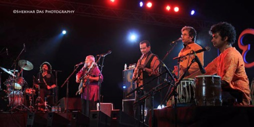 Watch the Indian Ocean Live in Pune on  11th Nov at Amanora