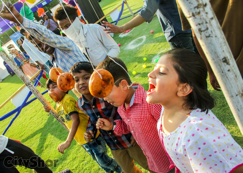 Two days to go for the most excited kids event to begin