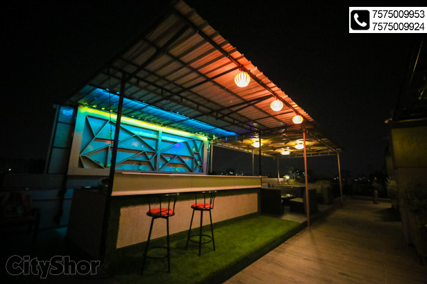 Have you been to City's Largest Midnight Terrace RestroCafe?