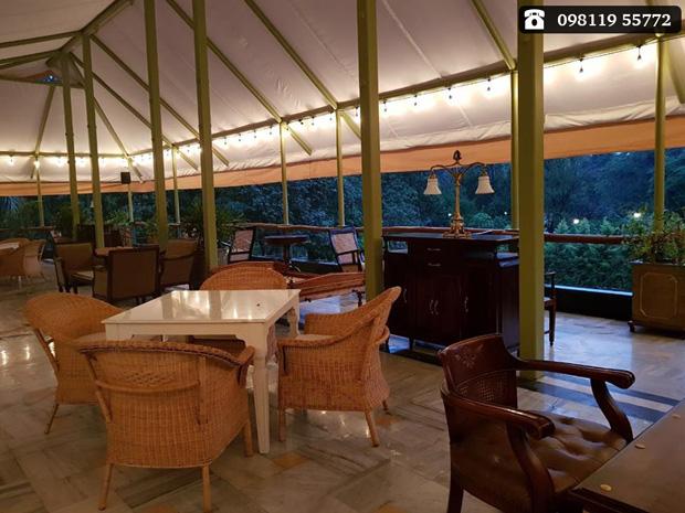 The most romantic restaurant in Jaipur!