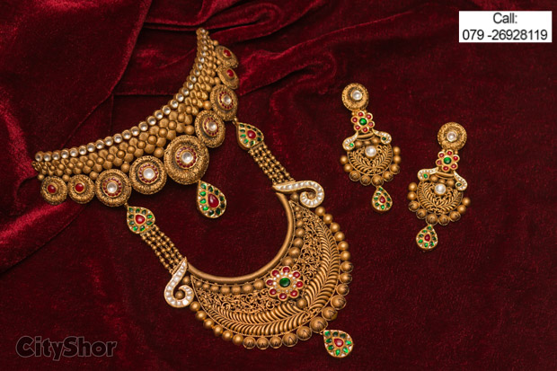 Shine with a Spark of Elegance|Buy Jewellery from D B Zaveri