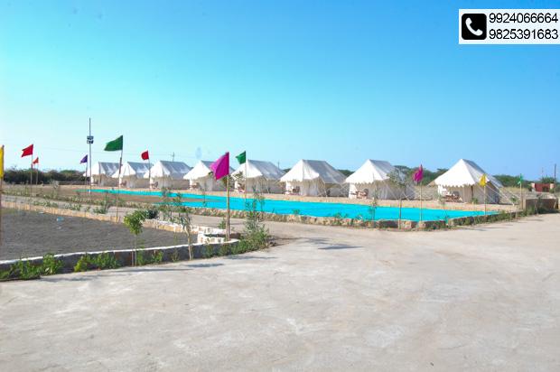 Celebrate Rann Utsav this year, with Ghanshyam Tours&Travels