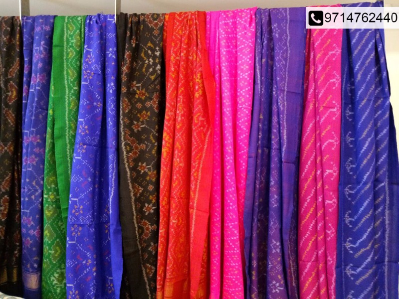 Sale Today|Get upto 50%OFF on Authentic Patolas from Rajkot!
