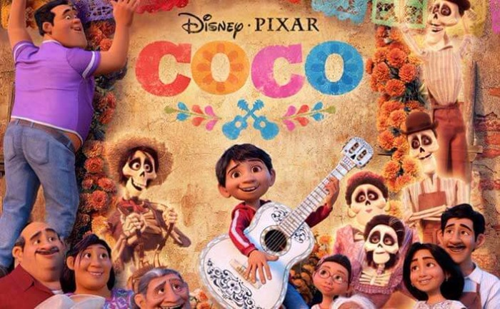 Movie Review- Coco