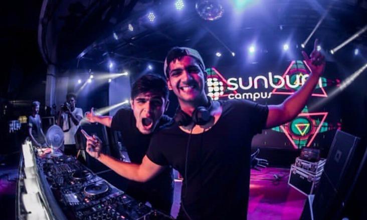 Gujarat's 1st 3D Laser Projection EDM Concert beckons!