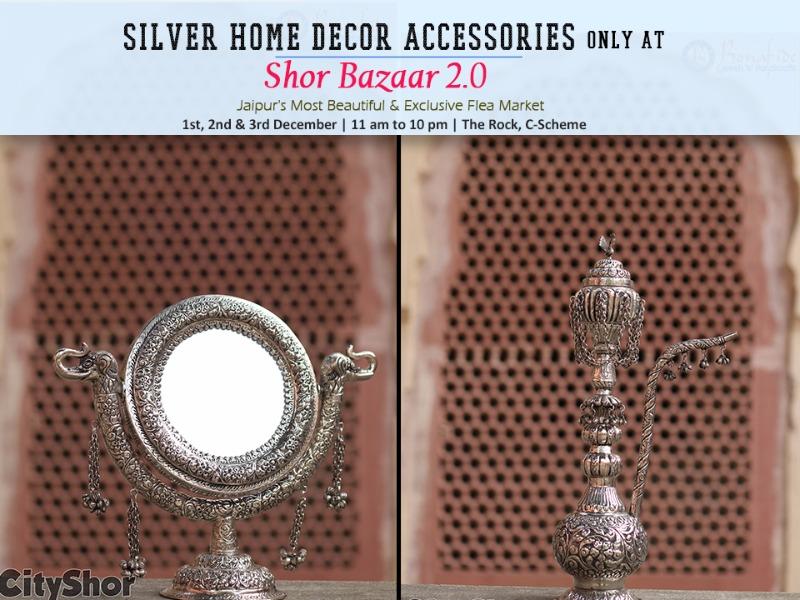 Shor Bazaar 2 Jaipur's most beautiful flea starts tomorrow!