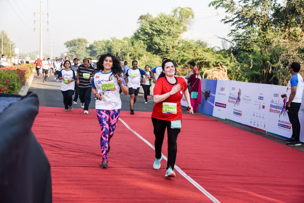 Last day today to register for Adani Ahmedabad Marathon 2018