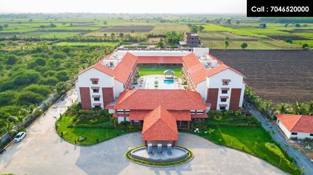 Make Your Vacay Epic - Relax & Rejuvenate At Vedik Resort!