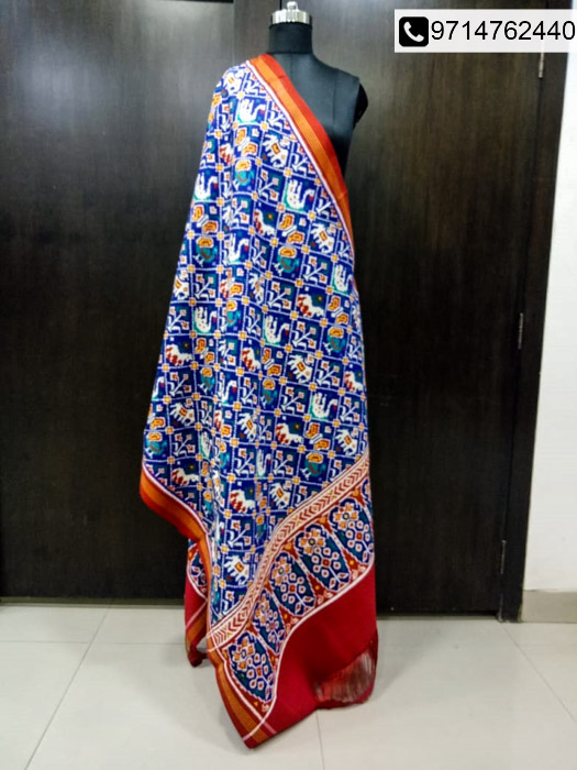 Up to 50% OFF on Patolas & more by VJ Sons @Anay