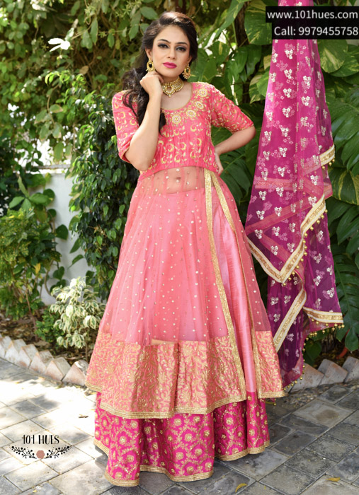 Exquisite Wedding fashion on Rent by 101Hues