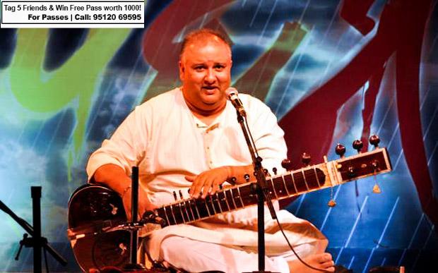 Ustad Shujat Khan Live by Mitray Spiritual Club