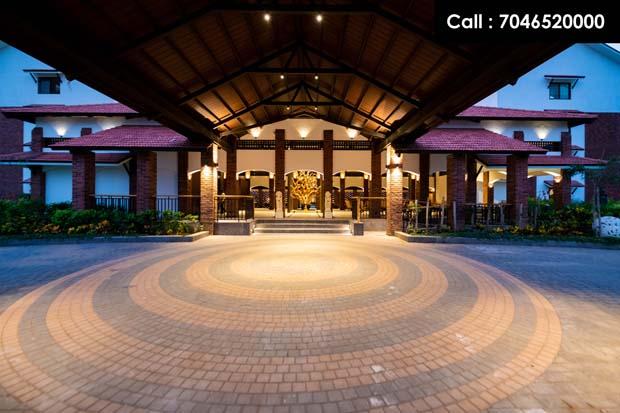 Celebrate The New Year With A Bang At Vedik Resort!