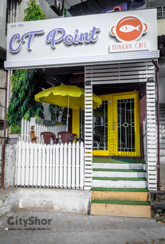 #newplacealert -Must try fish Thalis at CTpoint Konkan Cafe