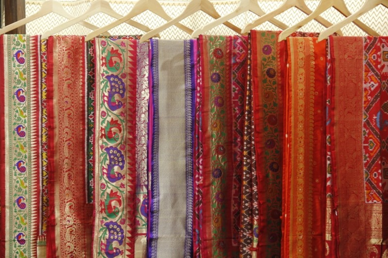 Exclusive Wedding Saree Preview @ Craftroots starts tomorrow