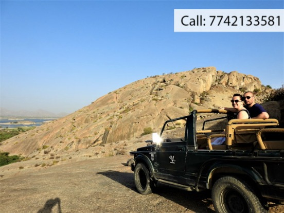 Leopard Safari at Varawal Leopard Camp | only 5hrs away