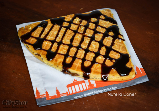 Try Mediterranean food starting at Rs 69 Doner n Gyros