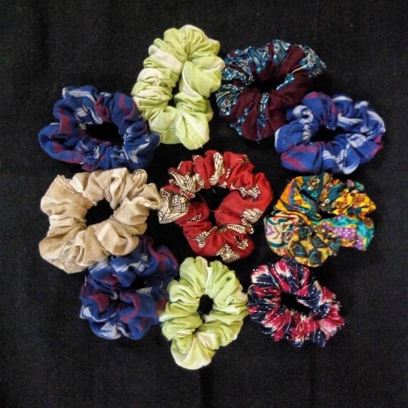 COLOURFUL Pure Cotton Accessories for the Winter-grey season
