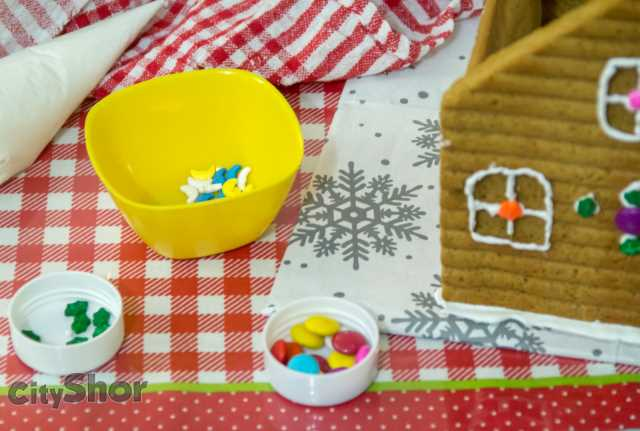 Gingerbread House Decorating Party by Love To Eat