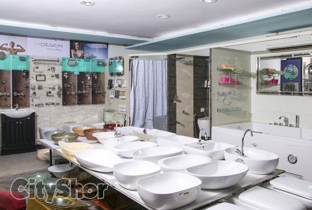 Out of this world bathroom fittings | Bath Boutique